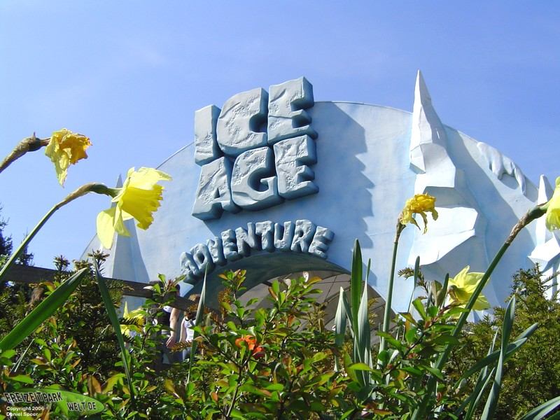 Ice age – the 4d experience