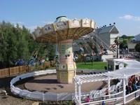 Pier Side Carousel