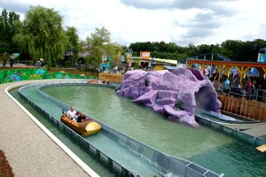 Doras Big River Adventure im Movie Park Germany