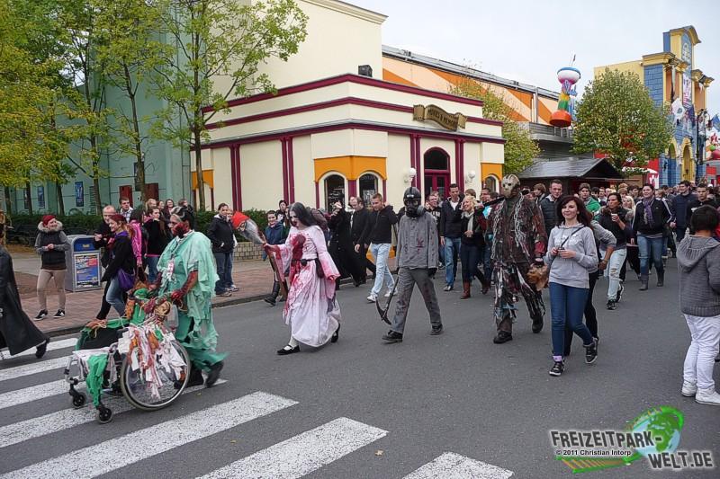 Foto Halloween Horror Fest 2011 Movie Park Germany