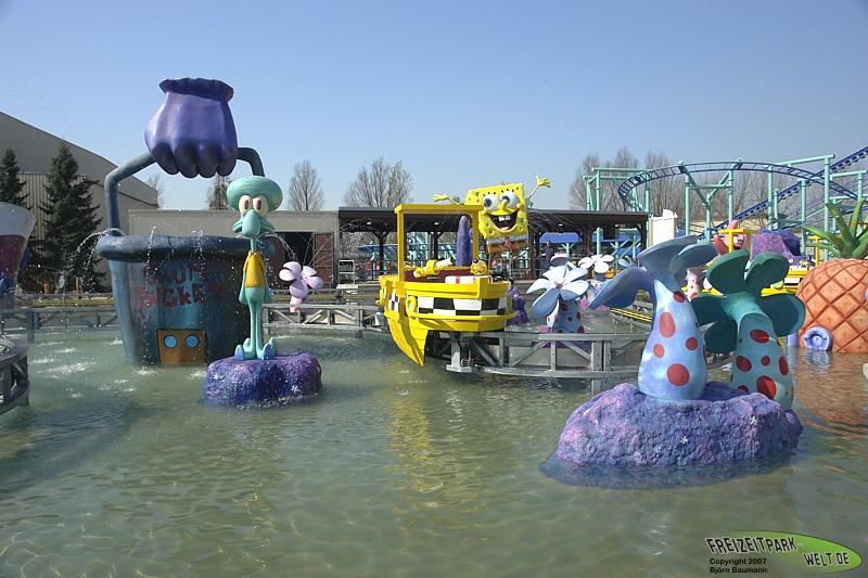 Z Pier Car Park