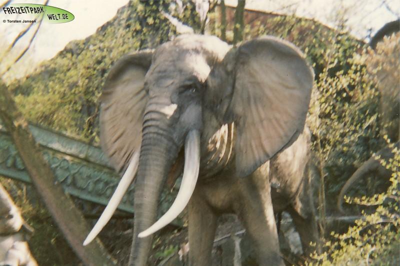 [Tokyo Disneyland] Jungle Cruise : Wildlife Expeditions (8 septembre 2014) - Page 2 Wikingerfahrt01