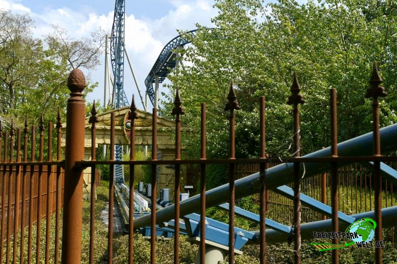 Anubis: The Ride - Plopsaland De Panne