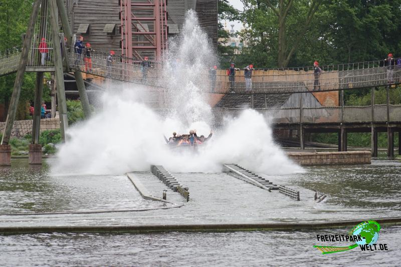 SuperSplash - Plopsaland De Panne