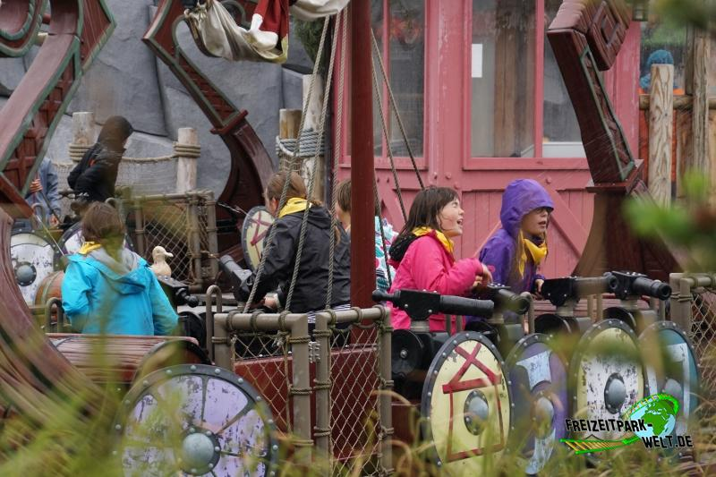 Wickie The Battle - Plopsaland De Panne