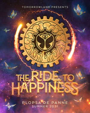 The Ride to Happiness by Tomorrowland im Plopsaland De Panne angekündigt