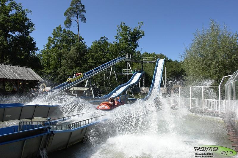 Wildwasserbahn - 2006
