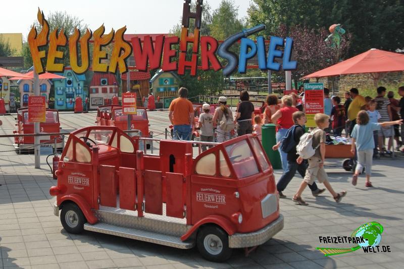 Feuerwehrspiel - 2007