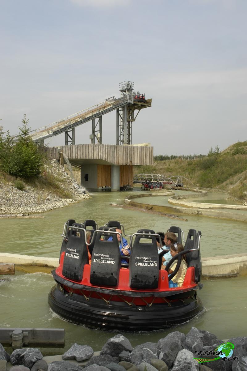 Alpin Rafting - 2007
