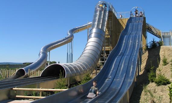 Alle Attraktionen im Freizeitpark Ravensburger Spieleland ...