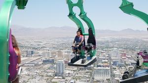 Stratosphere Tower - der etwas andere Freizeitpark