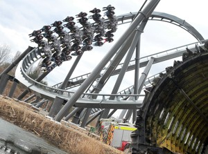 The Swarm - Thorpe Park