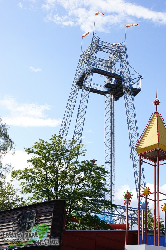Sky Tower - 2010