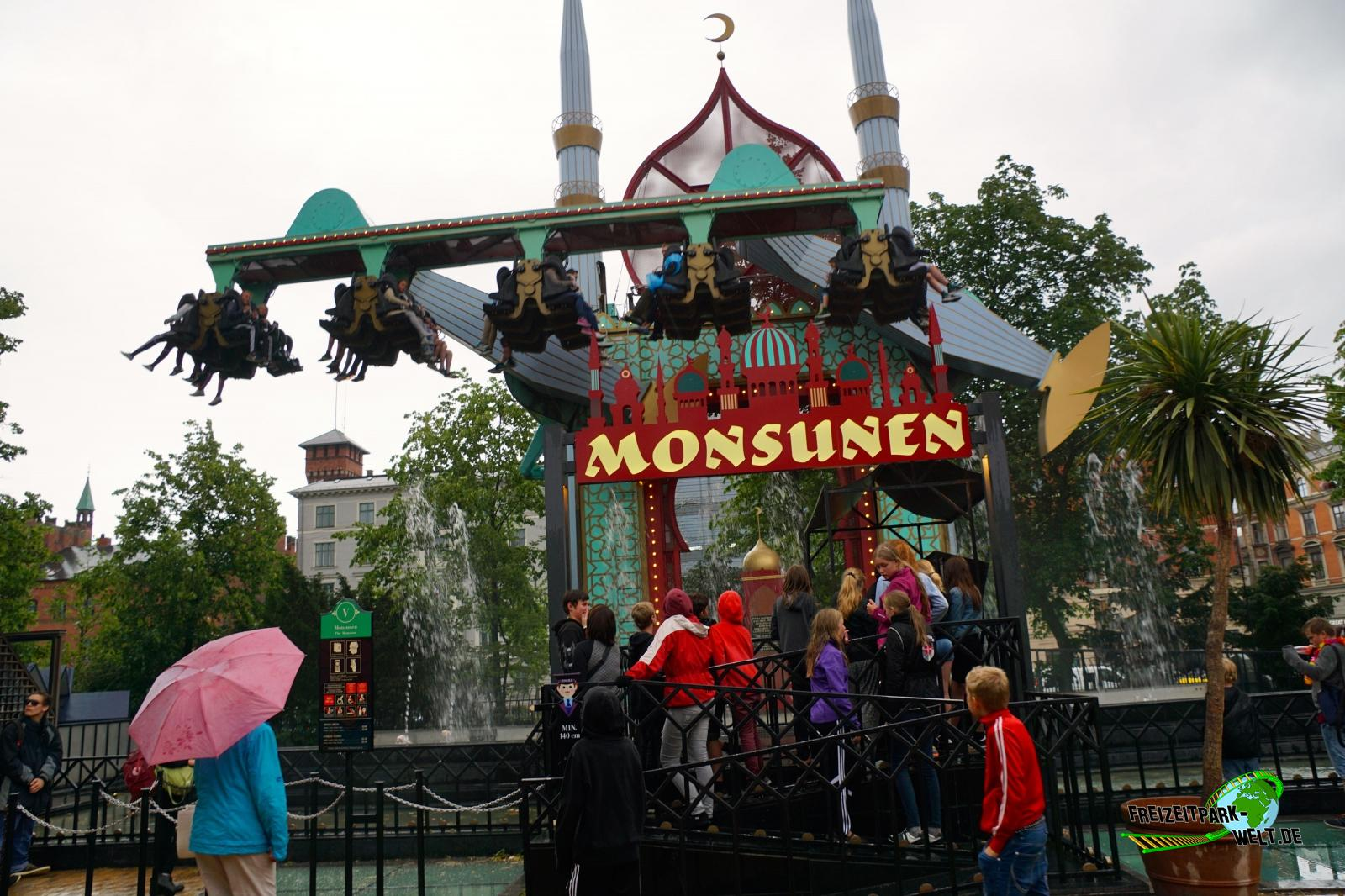 Monsunen Tivoli Gardens Freizeitpark Welt De