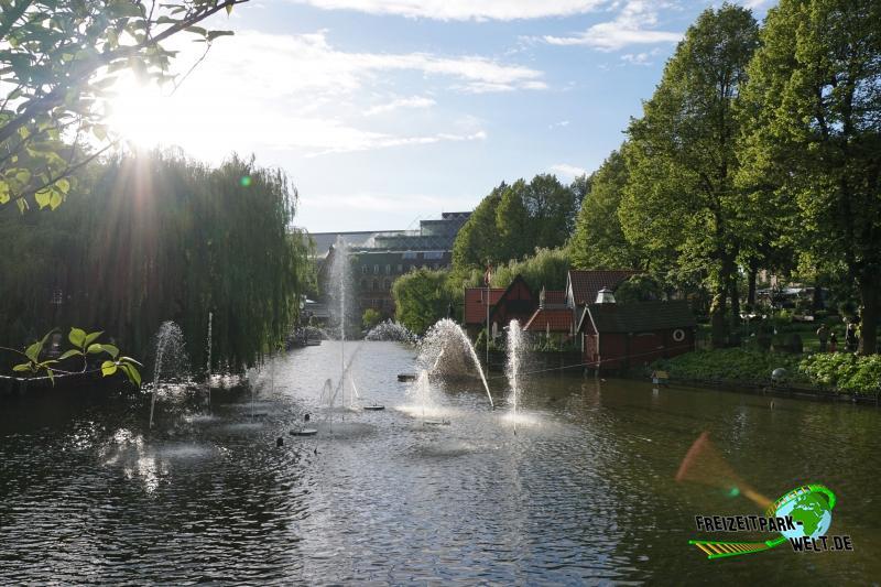 Tivoli Gardens - 2014: Tivoli bietet tolle Gartenanlagen