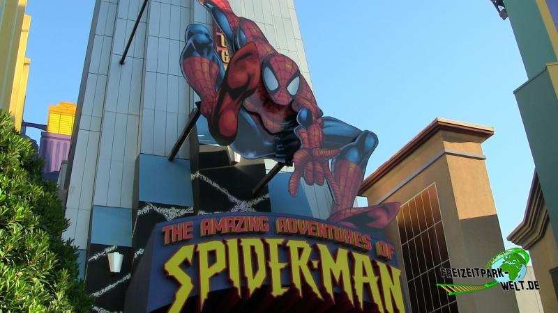 The Amazing Adventures of Spider-Man - Universal's Islands of Adventure