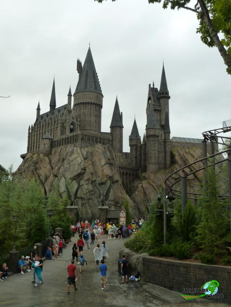 Harry Potter and the Forbidden Journey - 2014