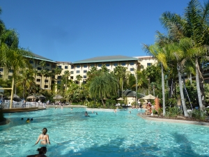 Loews Royal Pacific Resort - Universal's Islands of Adventure