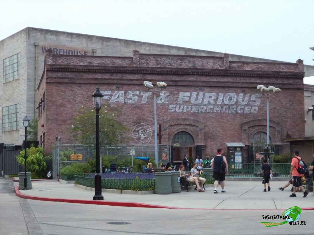Fast & Furious: Supercharged - 2019