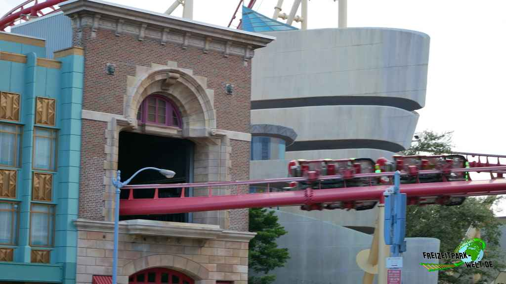 Hollywood Rip, Ride, Rockit - Universal Studios Florida
