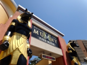 Revenge of the Mummy - Universal Studios Hollywood