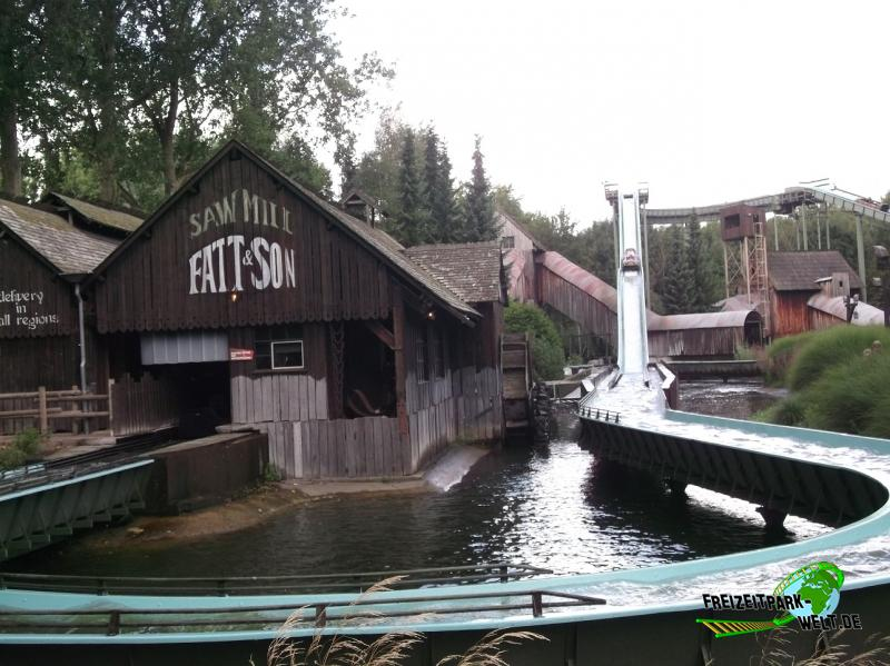 Crazy River - Walibi Holland