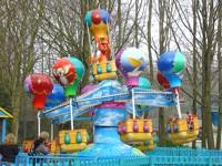 Bonte Ballonen