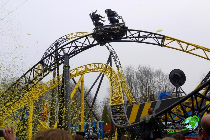 Lost Gravity - Walibi Holland
