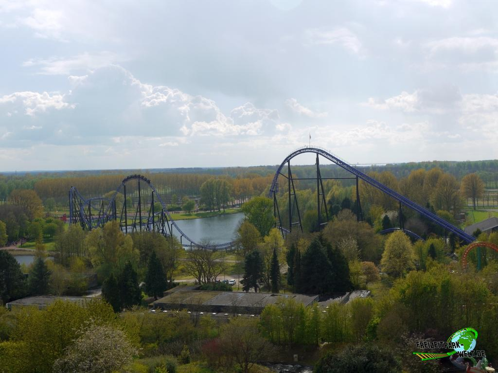 Goliath - Walibi Holland