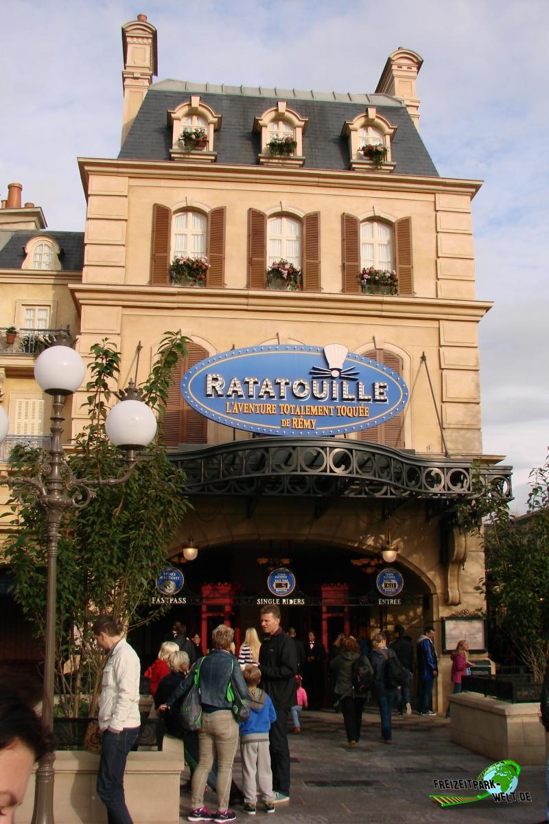 Ratatouille: L'Aventure Totalement Toquée de Rémy - 2014