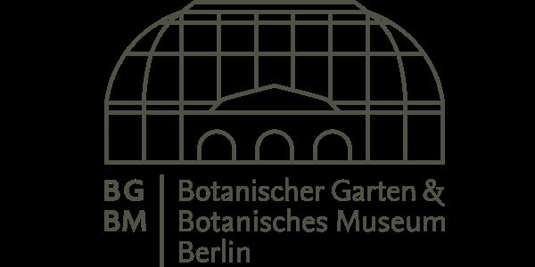 Botanischer Garten Berlin Logo