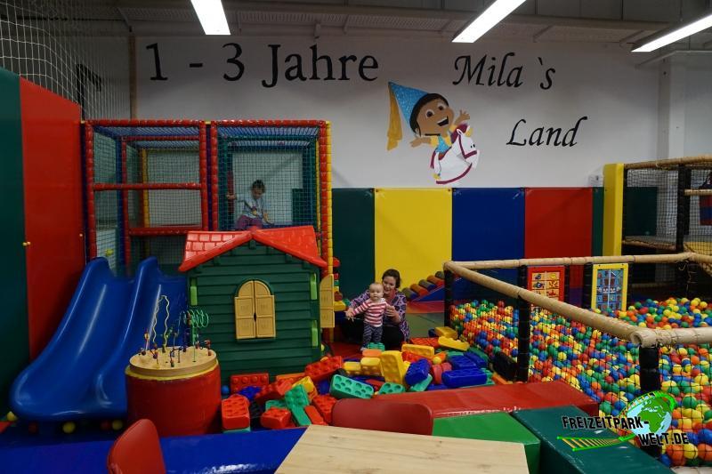 Kleinkinderbereich Mila's Land - 2014