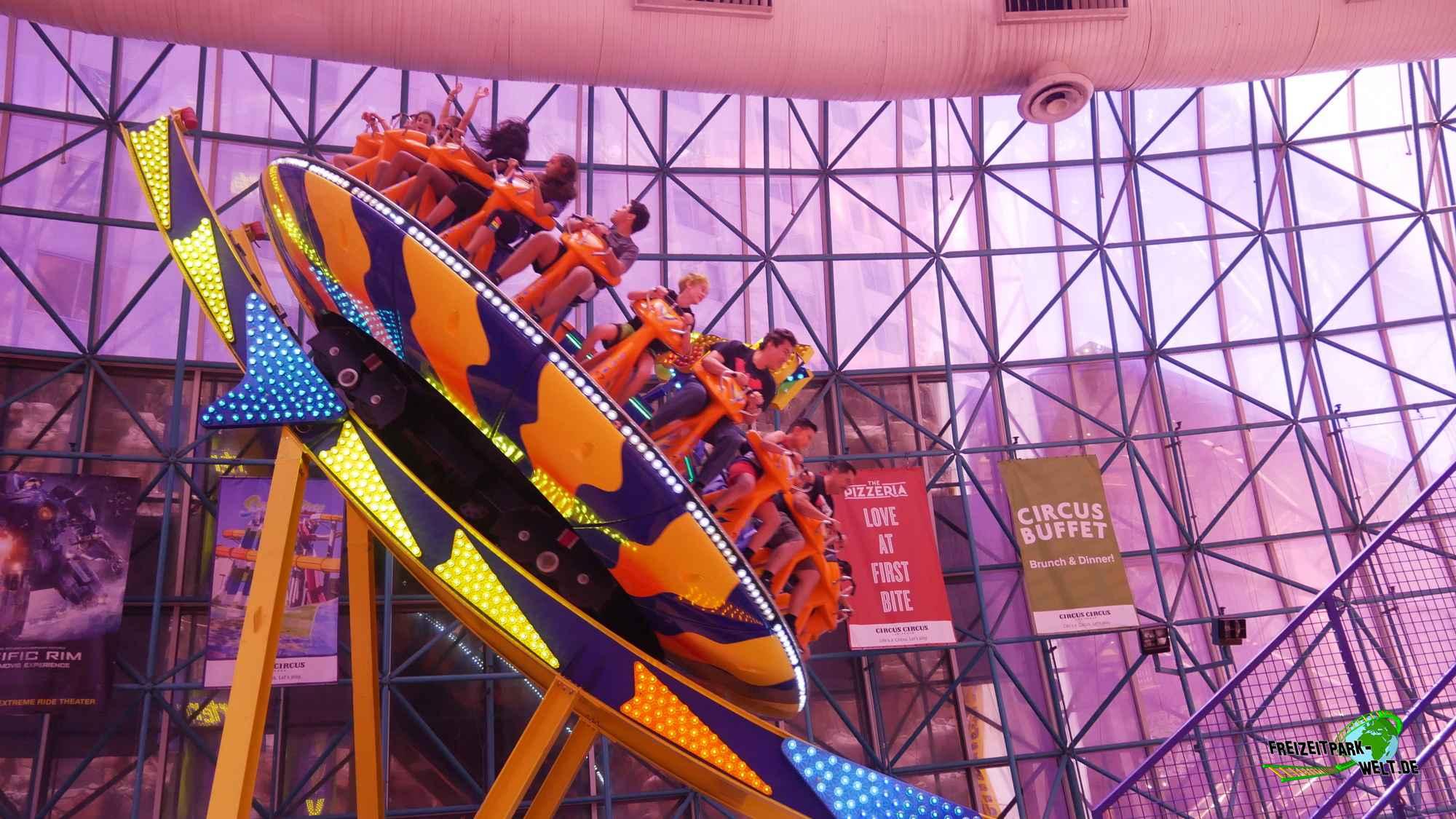 Freizeitpark Las Vegas