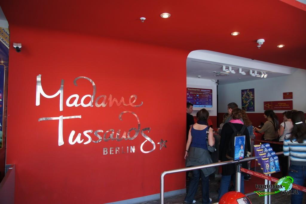 Madame Tussauds Berlin - 2011