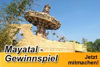 Heide-Park Mayatal-Gewinnspiel
