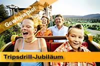 Tripsdrill - Das Jubil�ums-Gewinnspiel