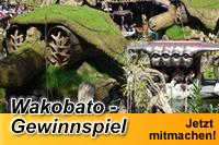 Wakobato-Gewinnspiel