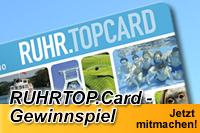 RUHR.TOPCARD - Gewinnspiel
