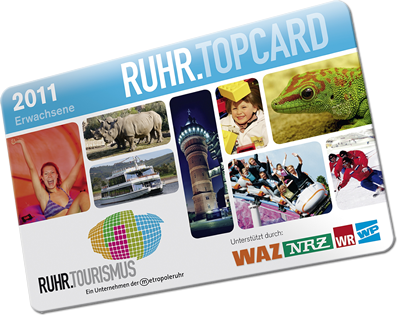 RUHR.TOPCARD 2011
