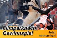 Babelsberger Filmparknacht - Gewinnspiel