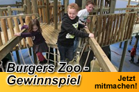Burgers Zoo - Gewinnspiel