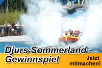 Djurs Sommerland - Gewinnspiel