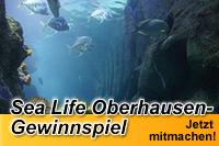 Sea Life Oberhausen - Gewinnspiel