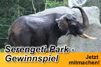 Serengeti-Park - Gewinnspiel
