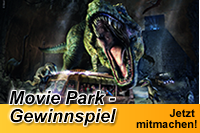 Movie Park Germany - Gewinnspiel