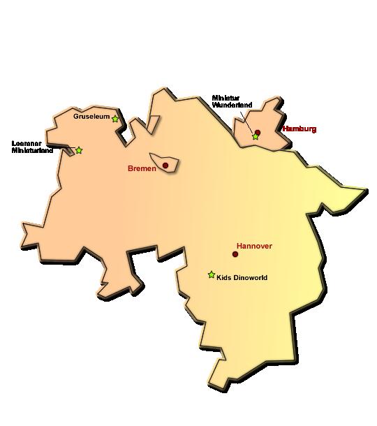 Hallenspielplätze in Niedersachsen | Bremen | Hamburg