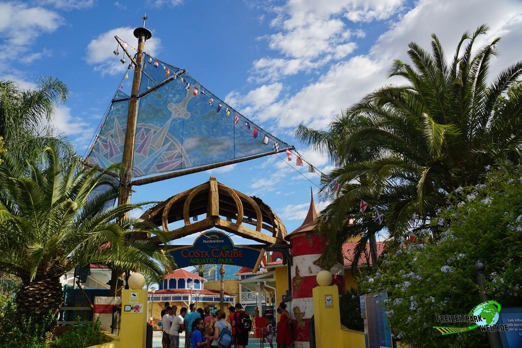 PortAventura Caribe Aquatic Park - 2015