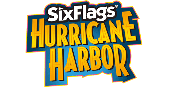 Six Flags Hurricane Harbor Logo