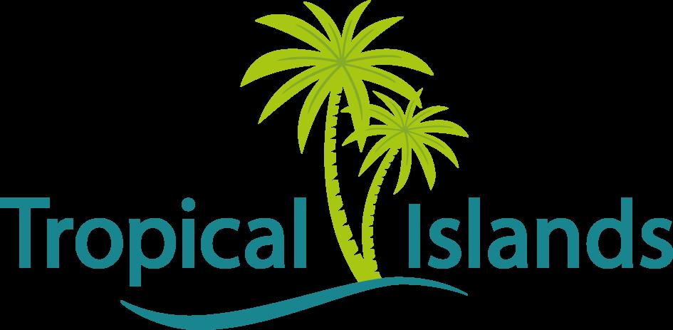 Tropical Islands Logo