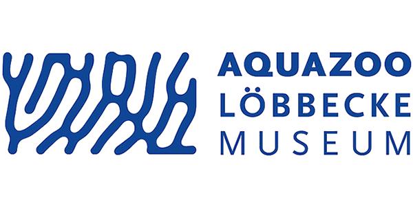 Aquazoo Löbbecke Museum Logo
